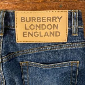 Burberry Jeans Size 25